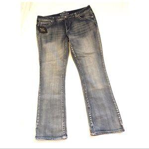 NWT Paisley Sky Jeans